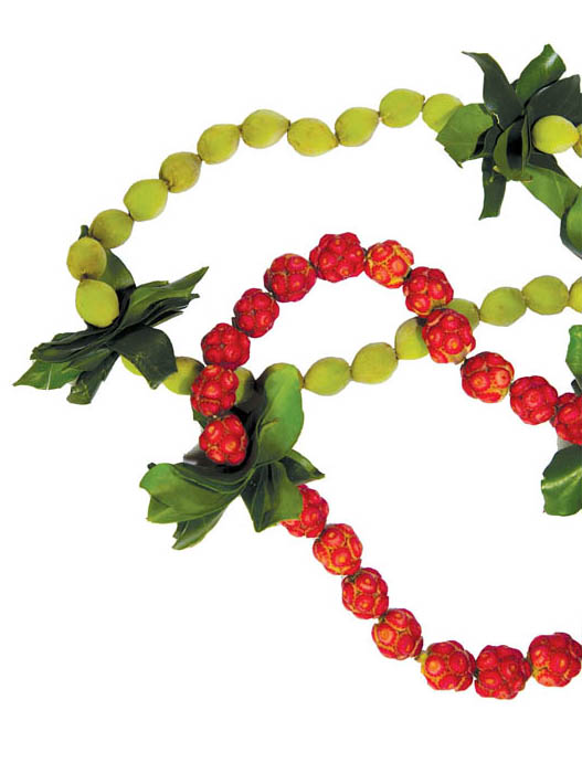 holiday lei