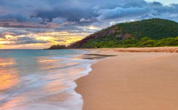 best beaches maui