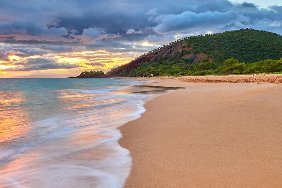 best beaches mauia