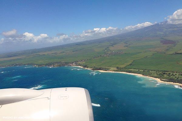 coming home to Maui