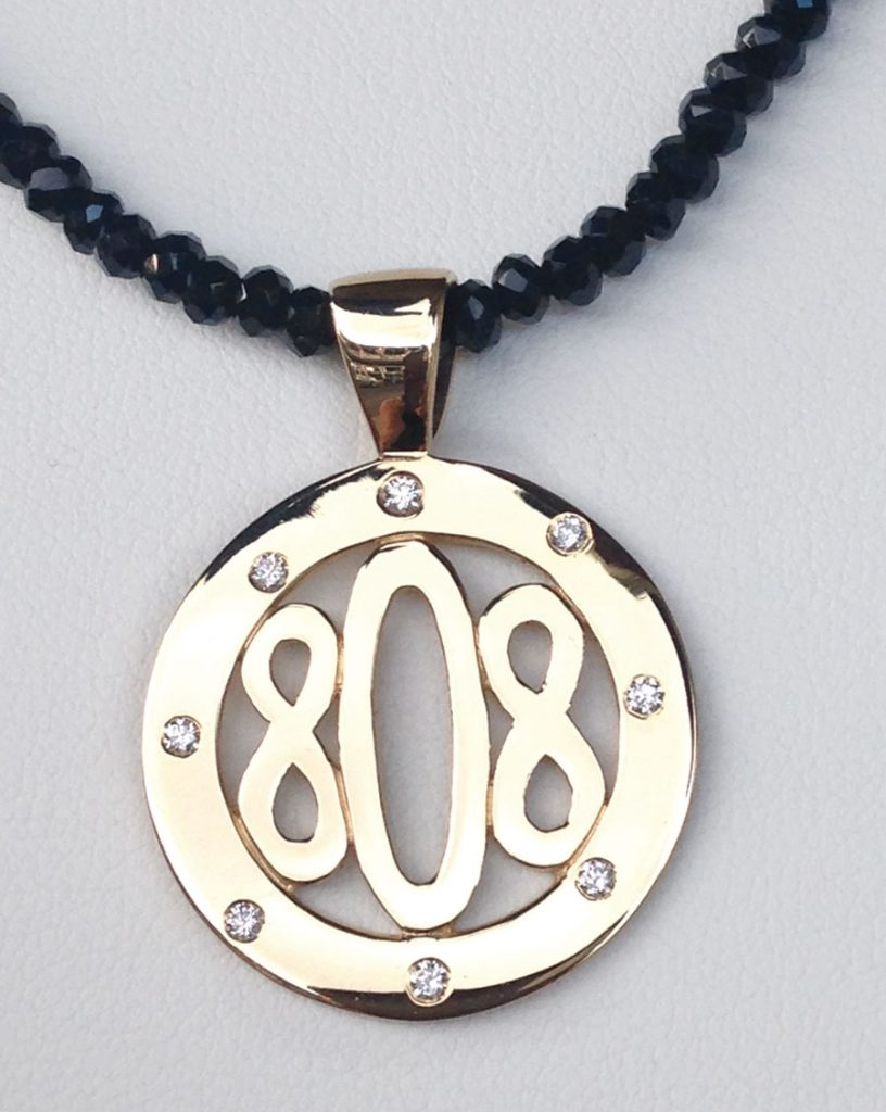 808 necklace