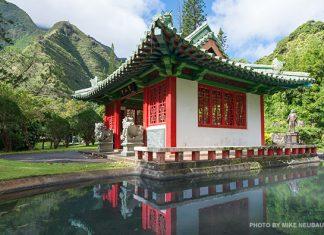 geocaching Maui