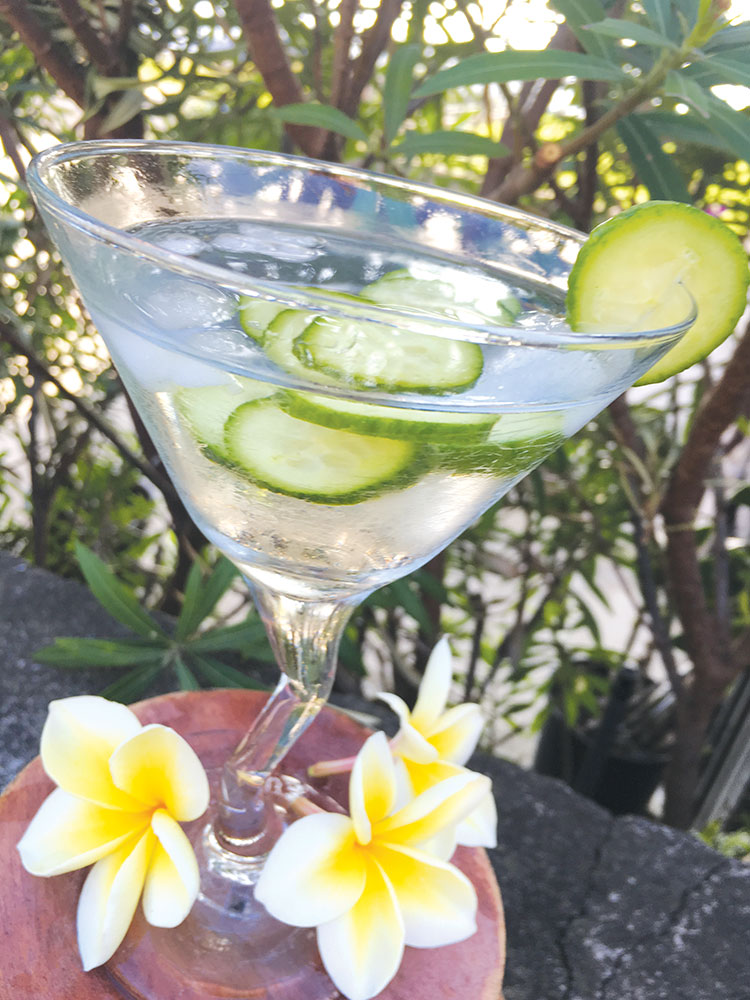 sake tini recipe