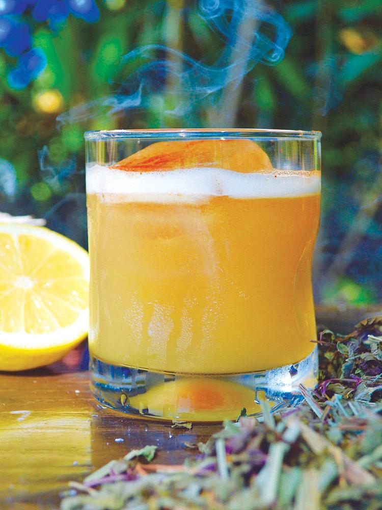 Pangea cocktail