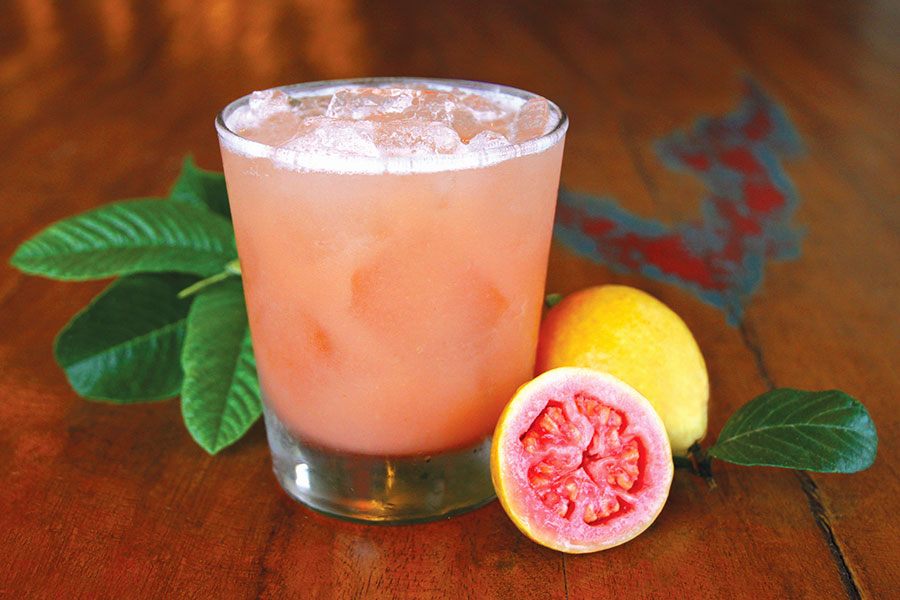 guava cocktail