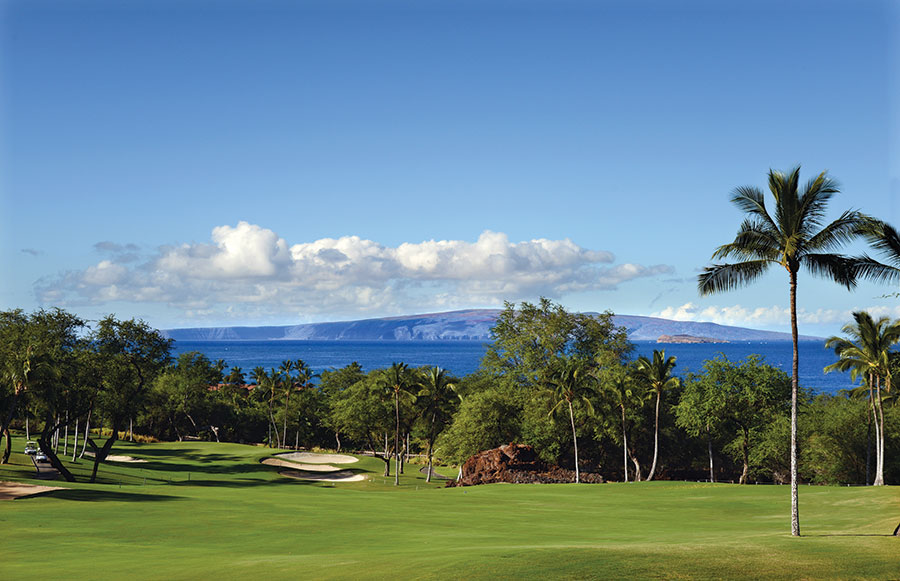 Wailea Gold Golf
