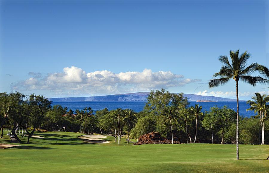 Wailea Gold Golf