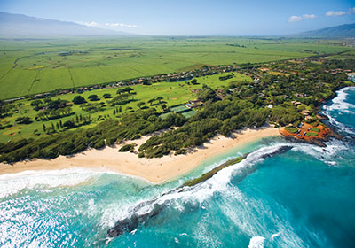 Maui Country Club Golf Course