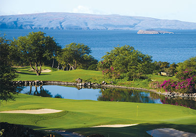 Wailea Golf Club