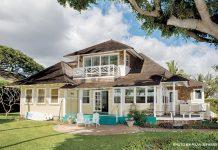 Maui restoration home