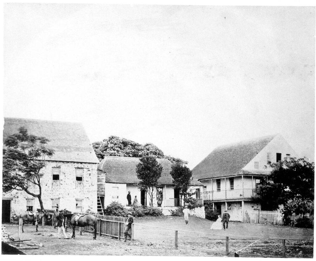Bailey House 1870s