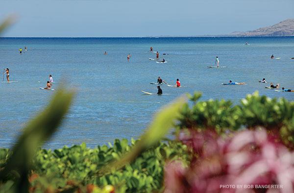 Maui best beach in Kihei