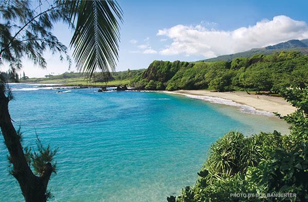 best beach in Hana Maui