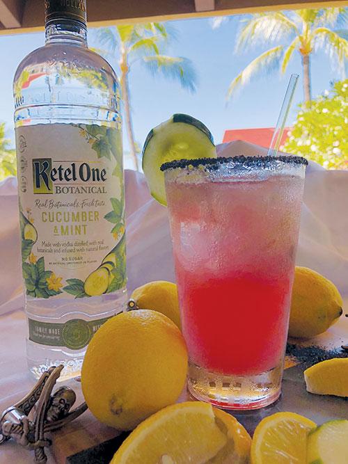 Captain Jacks cocktail