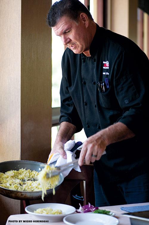 Chef Dan Bader Ruth's Chris