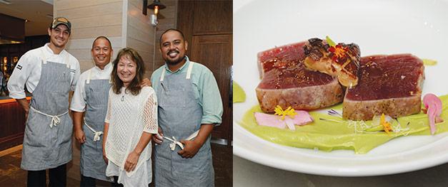Chef Bloc in Maui