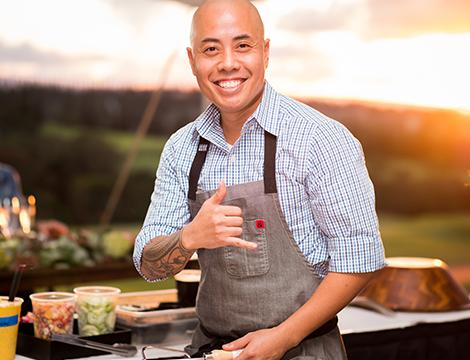 Chef Jojo Vasquez