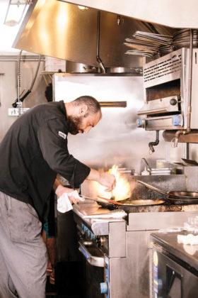 Chef Solyn Nylos Maui