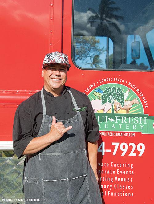 2019 Maui Chef of the Year Kyle Kawakami