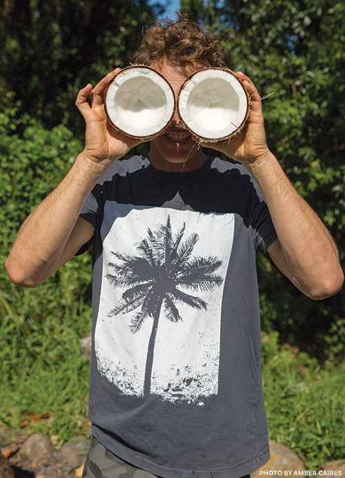 coconut guy
