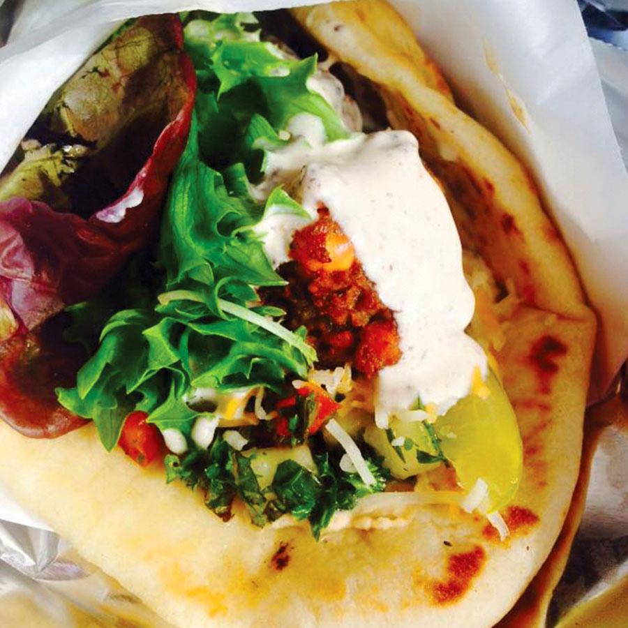 good falafal on maui