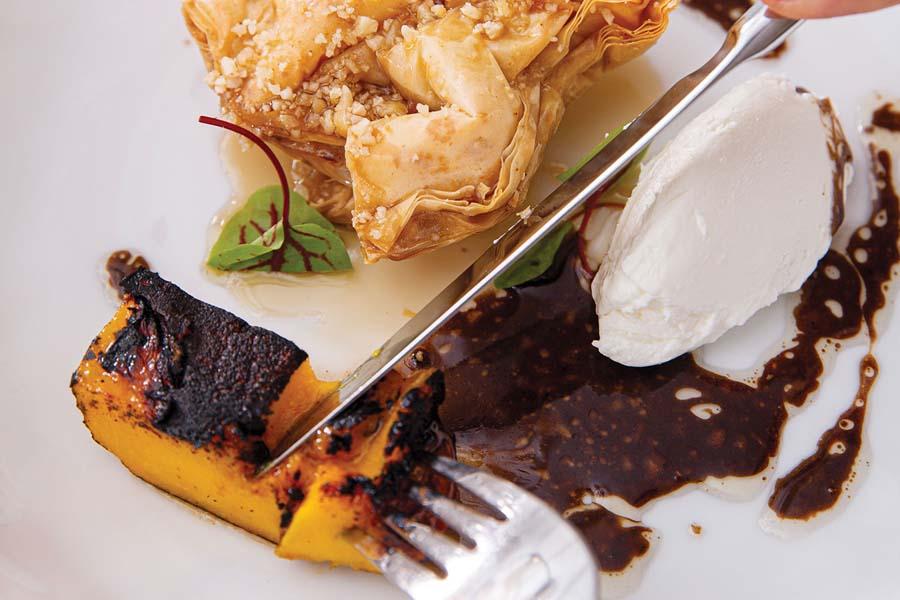 sweet potato dessert