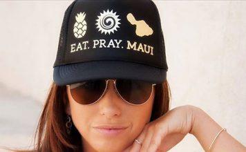eat pray maui