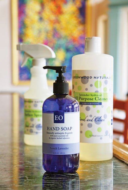 Eco-friendly-Kitchen-Cleaners