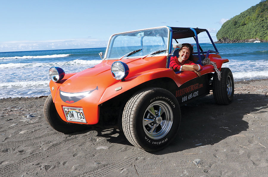 Maui buggy rentals