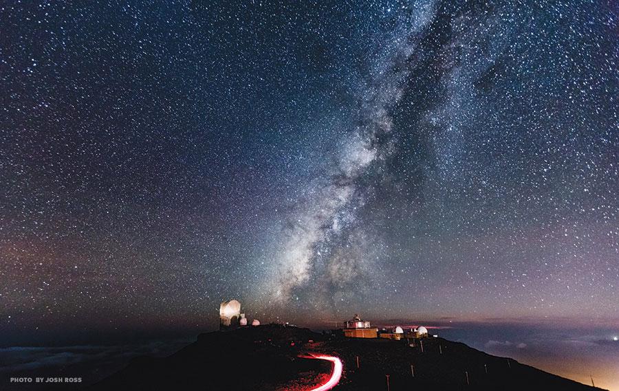 maui stargazing