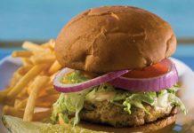 Maui burger