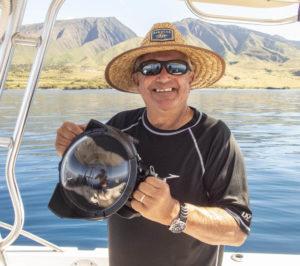 Flip Nicklin, whale photographer