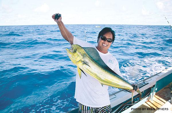 Follow the fish maui fishing mama 39 s fish house for Shivers fish house