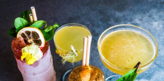 Funky Cold Mahina Cocktail