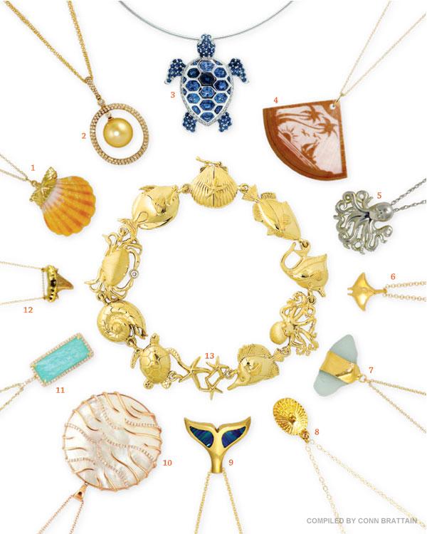 Maui charm bracelets