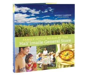 Maui chef Bev Gannon book