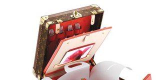 Louis Vuitton cake box purse