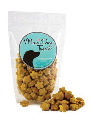 maui dog treats