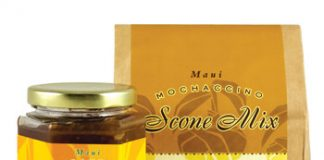 Pineapple Jam Scone Mix