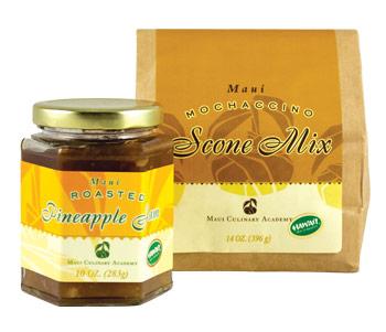 Pineapple Jam Scone Mix
