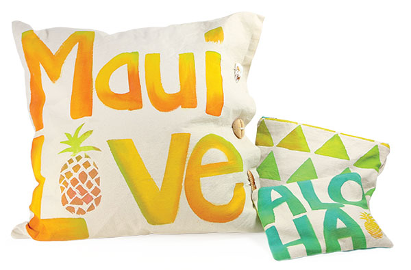 Maui Love Pillows