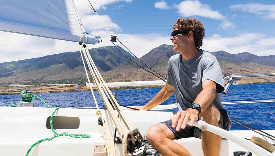 Maui sailing adventure