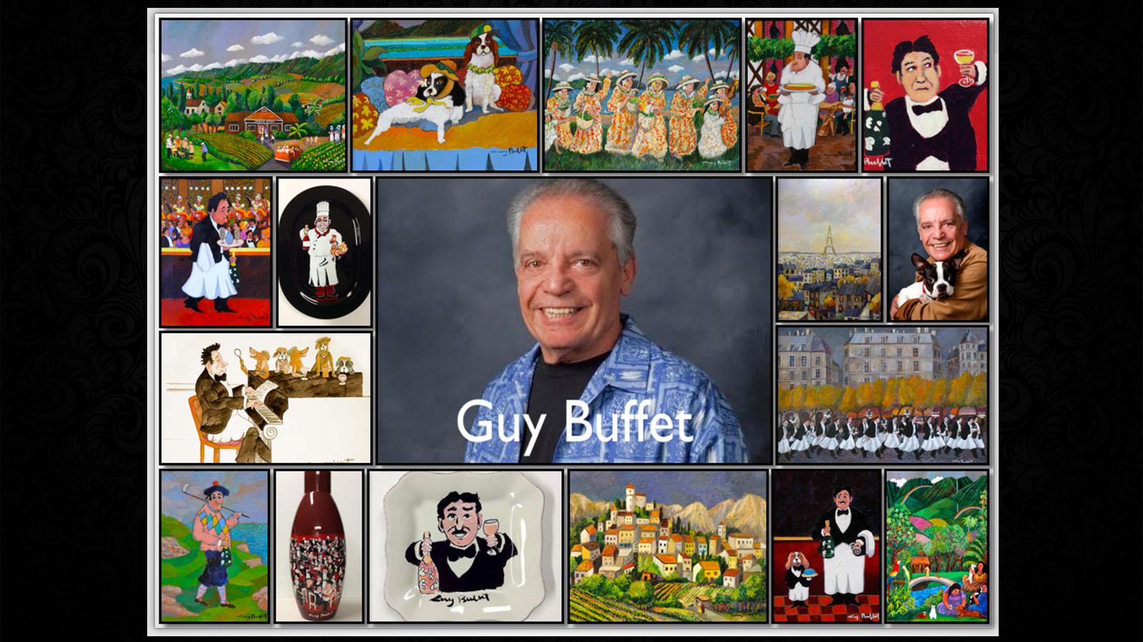 Pleasing Artist Guy Buffet Returns To Maui Download Free Architecture Designs Scobabritishbridgeorg