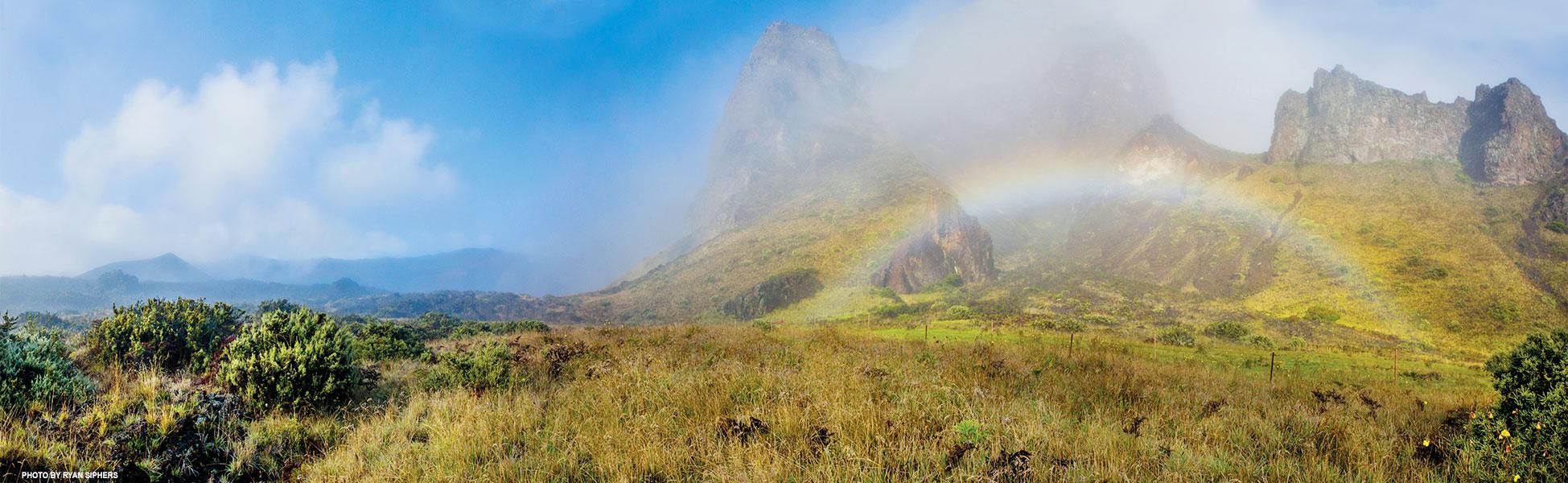 Haleakala Rainbow