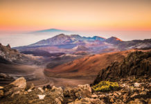 Haleakala Maui by Chris Archer