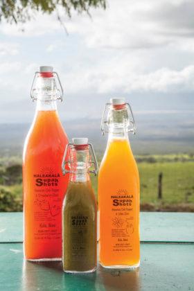 Haleakala Supah Shots