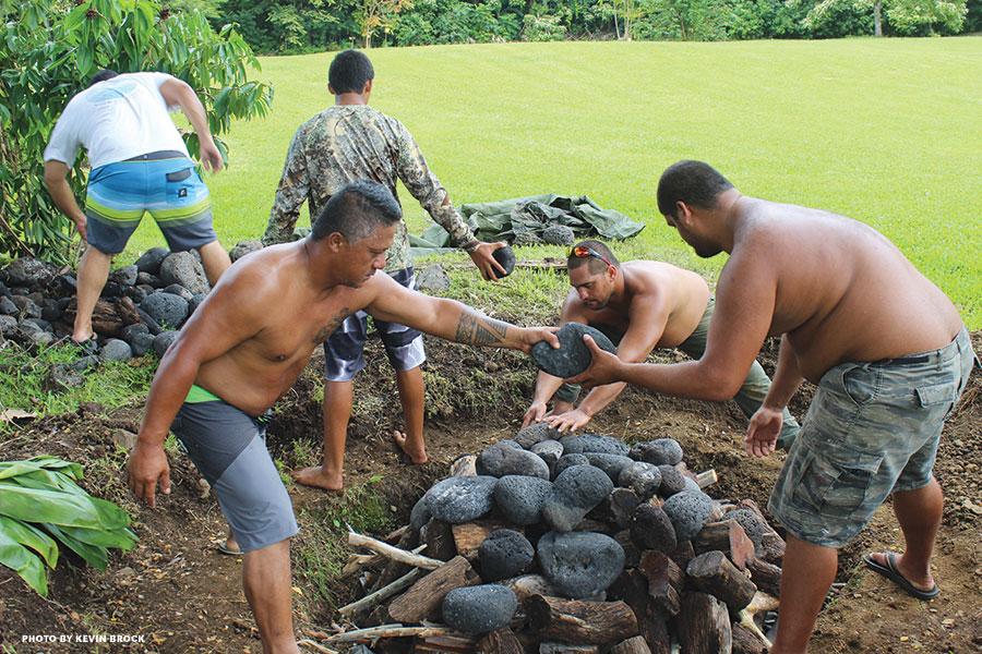 Hawaiian imu