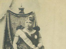 Hawaii Queen Liliuokalani