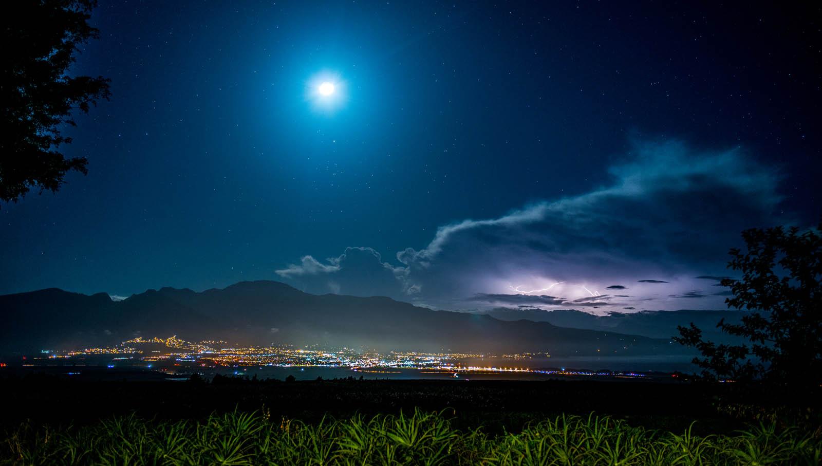 Hawaiian Lightning