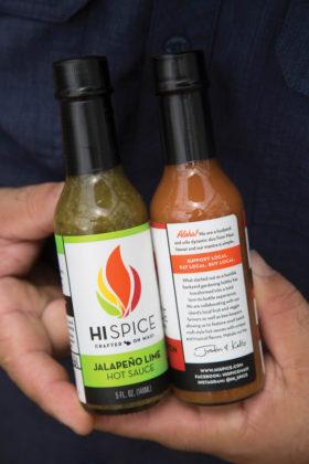 HiSpice hot sauce
